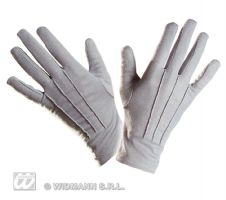 Short Gloves (Grey)